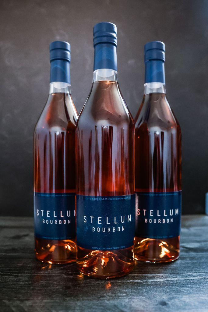 Stellum Bourbon and Rye