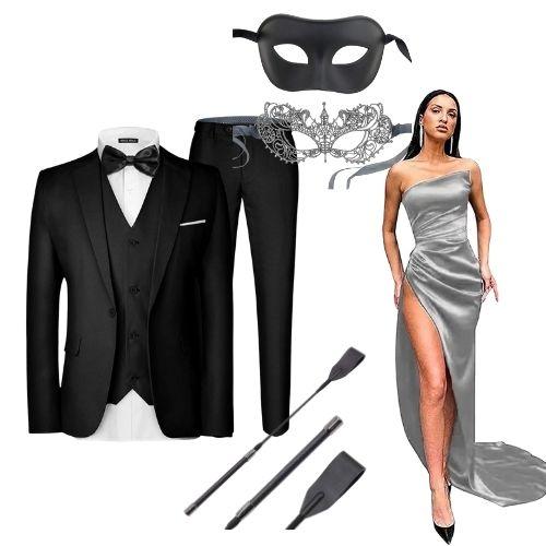 50 shades halloween costumes