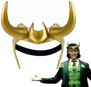Loki crown, Marvel Halloween costumes