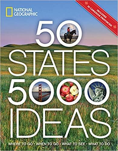 50 state 5000 ideas book