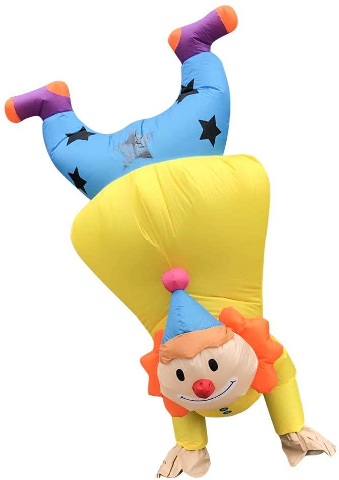 DeHasion Inflatable Costume, best last-minute halloween costumes