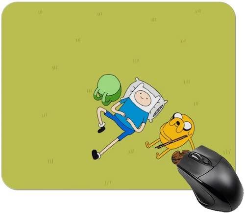 Xueyu Adventure Time Mousepad