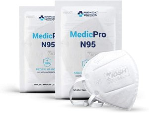 PandMedic NIOSH-Approved N95 Masks, where to buy N95 masks
