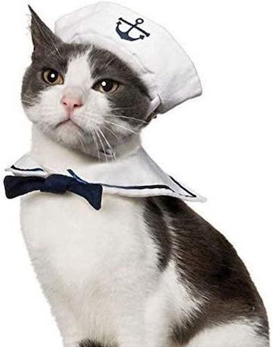 Namsan Pet Sailor Costume for Cats