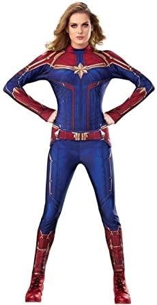 captain marvel jumpsuit