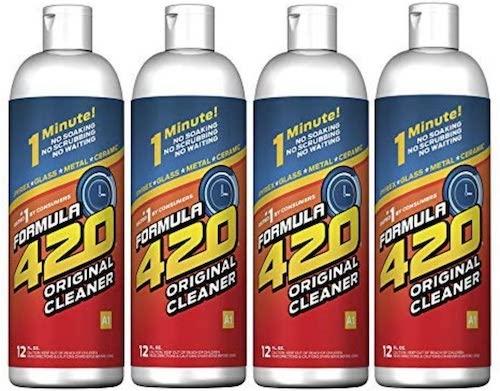 Formula 420 Glass Metal Ceramic Pipe Cleaner