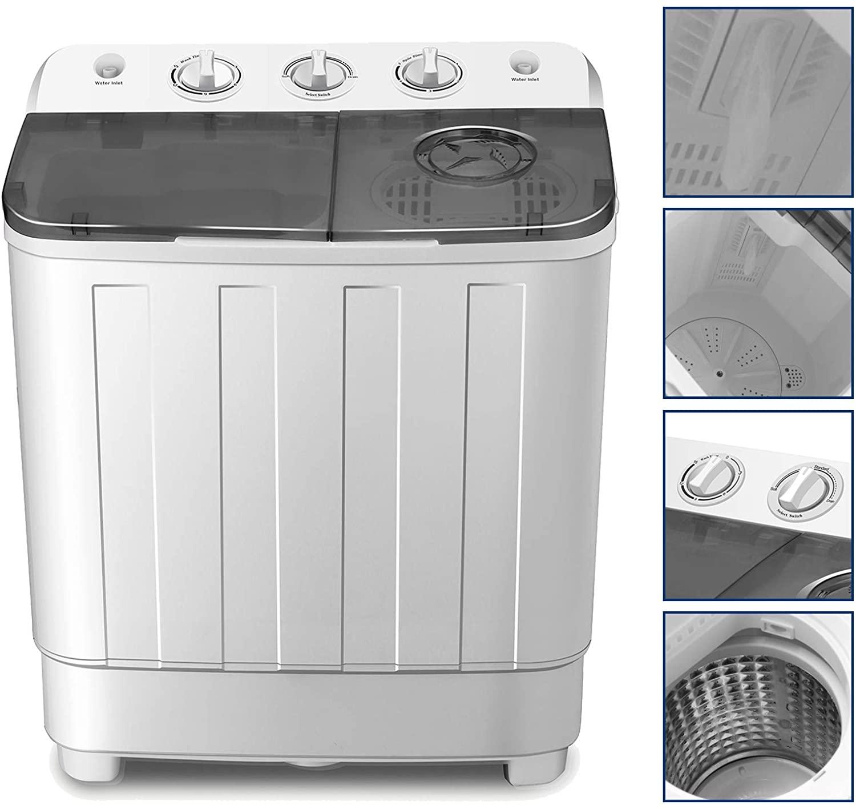 COSVALVE Portable Washing Machine