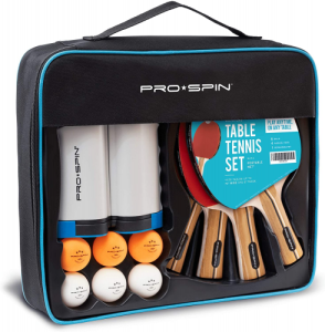 anywhere portable ping pong set