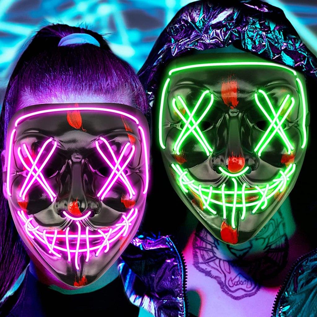 Hopoco Purge Mask, best last-minute halloween costumes
