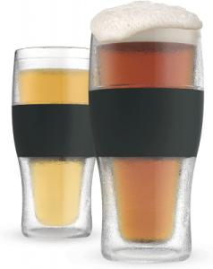 freeze beer glasses