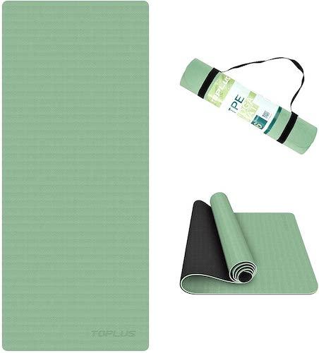 TOPLUS Classic Non Slip Yoga Mat