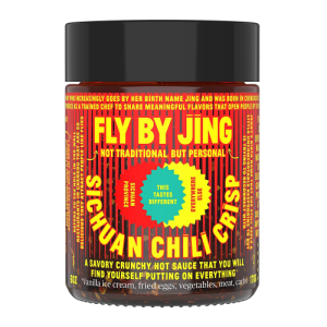 fly by jing hot sauce