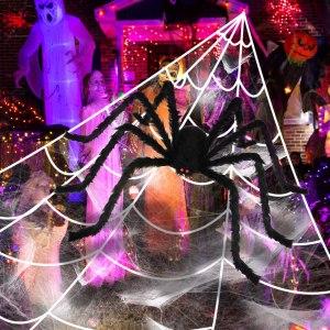 Aitbay giant Halloween spider