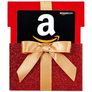 Amazon gift card, best Christmas gifts