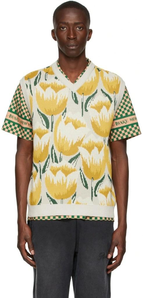 Awake-New-York-Off-White-Tulip-Vest