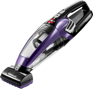 BISSELL handheld vacuum cleaner, how to clean a couch