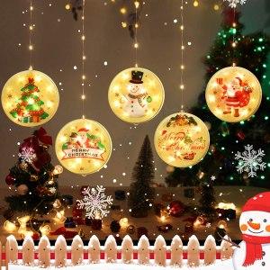 christmas window lights bloomwin