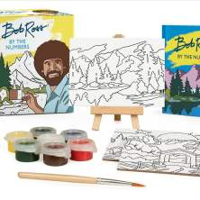 Bob-Ross-by-Numbers