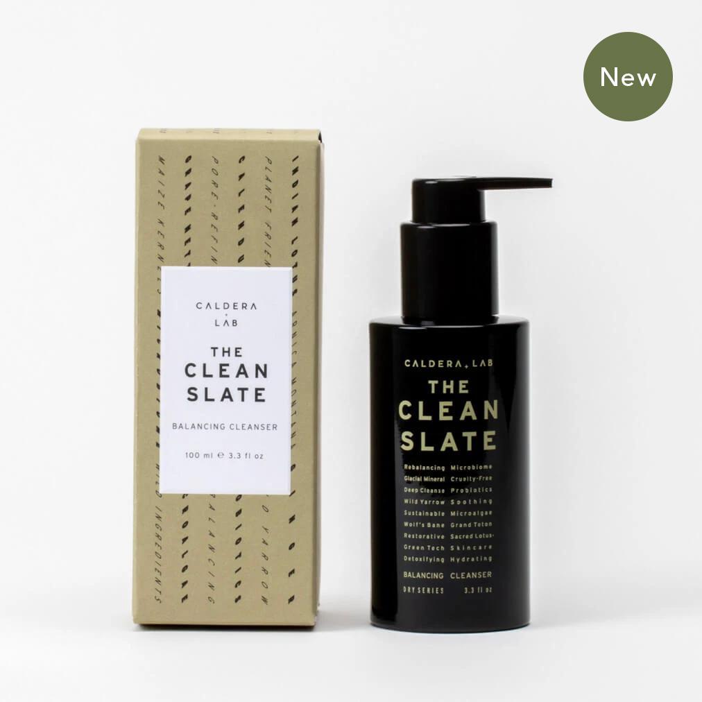 Caldera + Lab The Clean Slate Cleanser