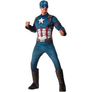 Captain America costume, Marvel Halloween costumes