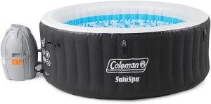inflatable hot tubs coleman bw saluspa