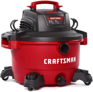 craftsman dry wet vacuum