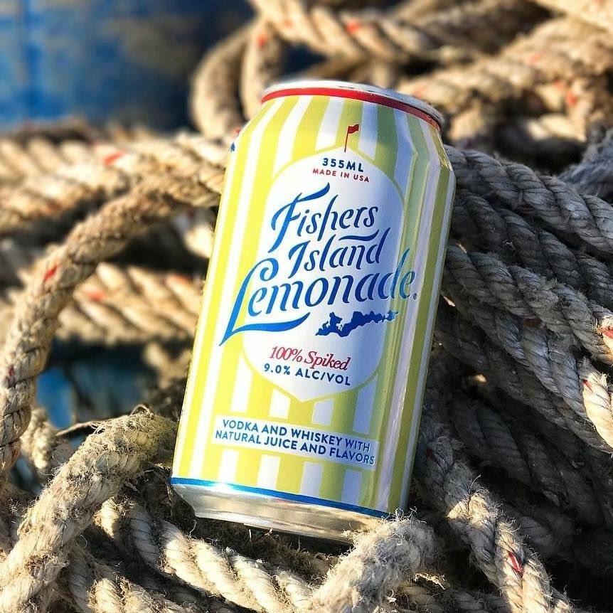 Fishers Island Lemonade Flavors
