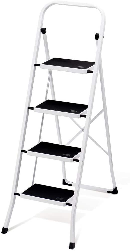 Delxo Folding 4 Step Ladder, best step ladder