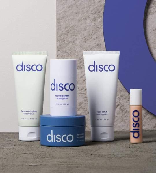 Disco Regimen Skincare Set