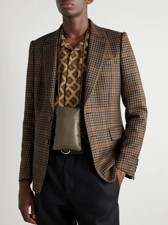 Dries-Van-Noten-leather-pouch