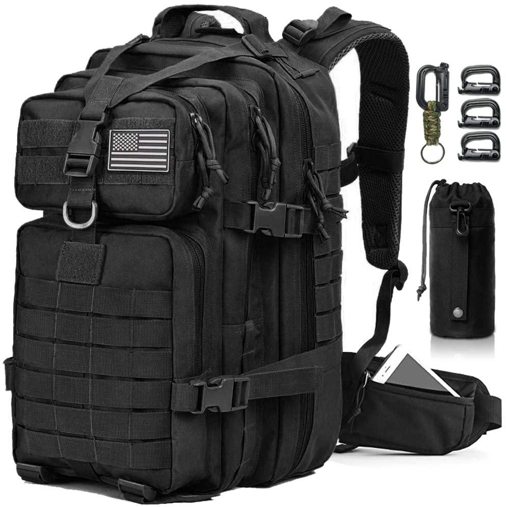EMDMAK Military Tactical Backpack; best survival backpack