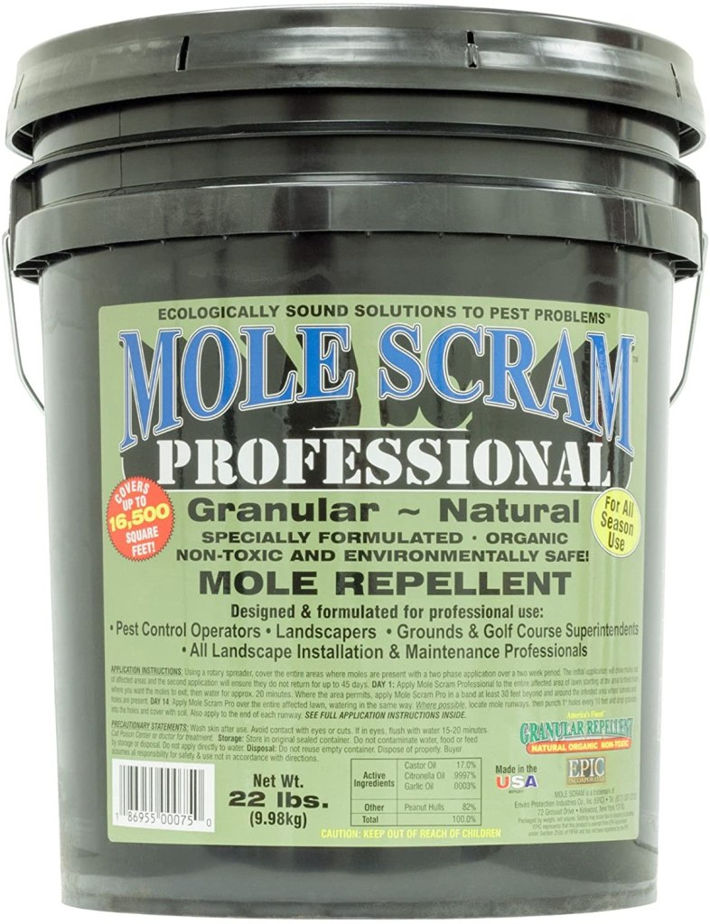 EPIC Mole Scram Professional