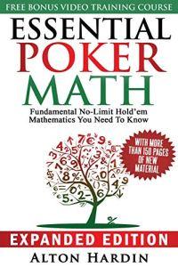 best poker books essential poker math
