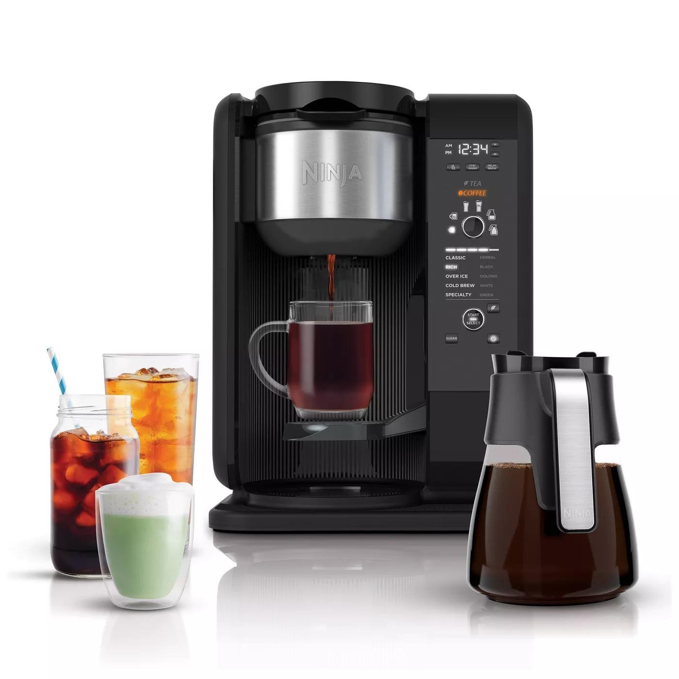 Ninja Hot & Cold Brew Coffee Maker