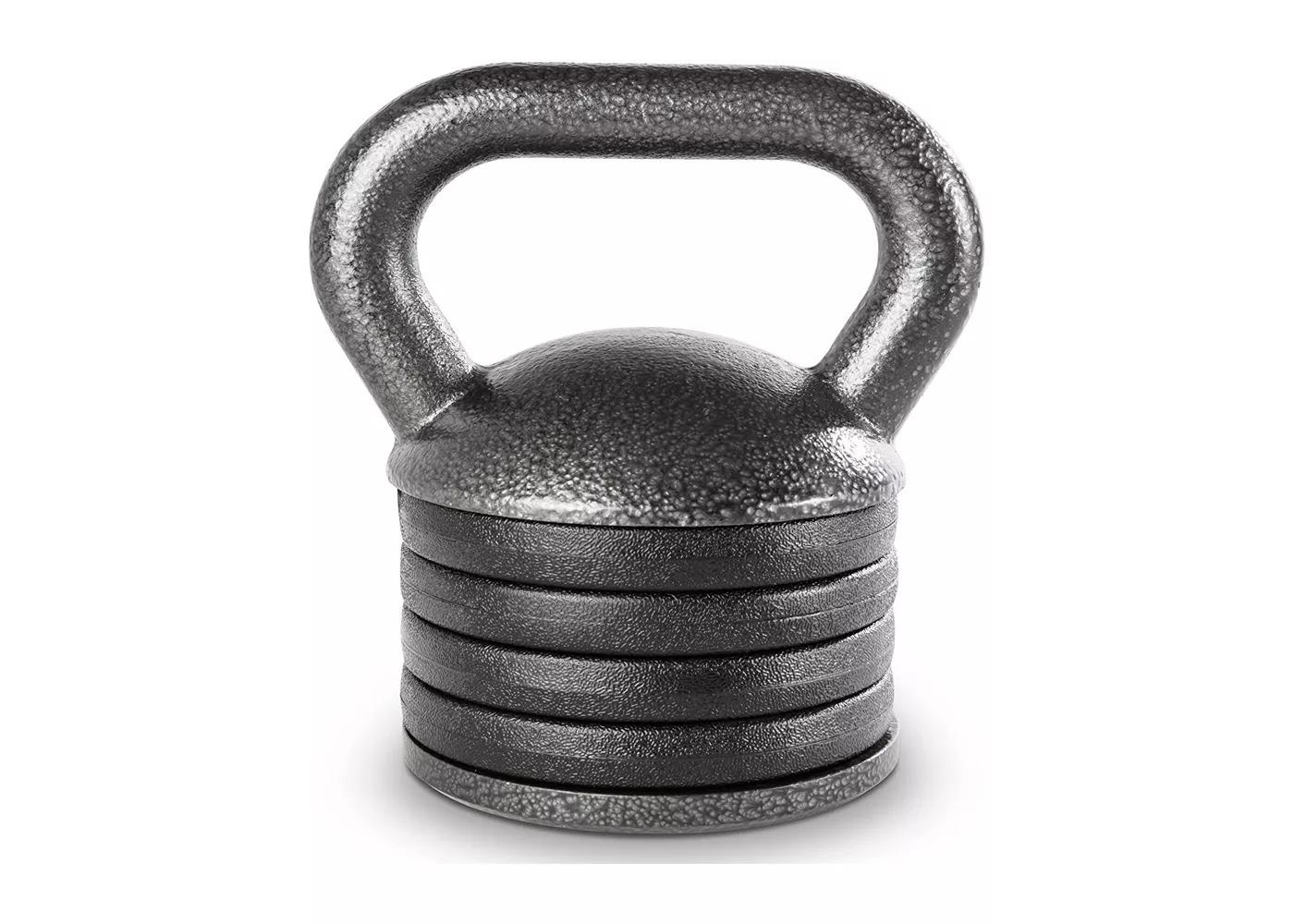 Apex Adjustable Cast Iron Kettlebell