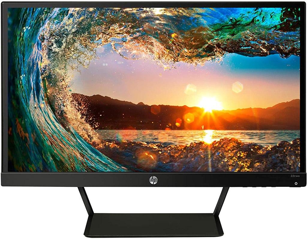 HP Pavilion 22CWA 21.5-Inch 1080p Monitor