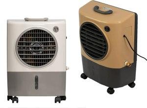 Hessaire evaporative cooler, swamp coolers