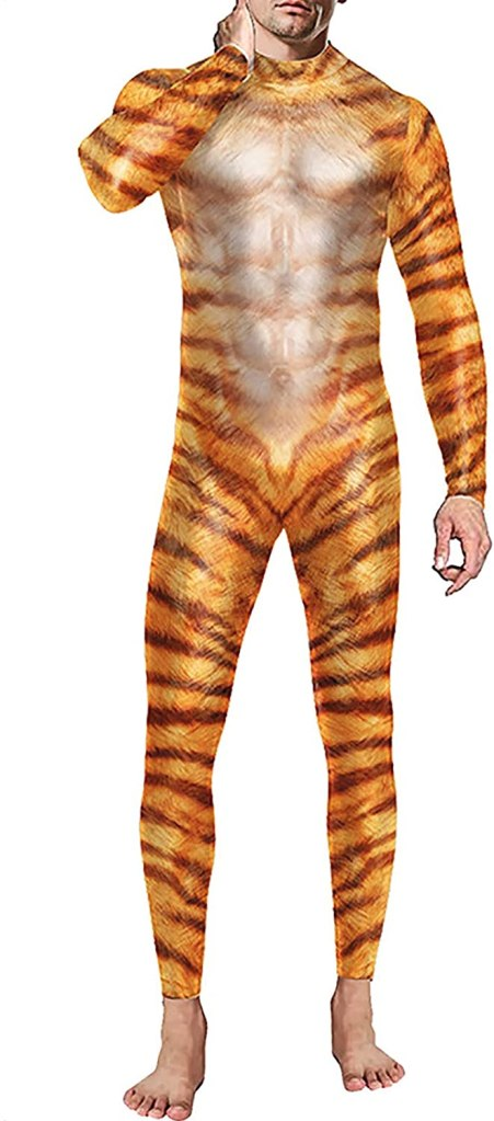 Homisy Tiger Costume