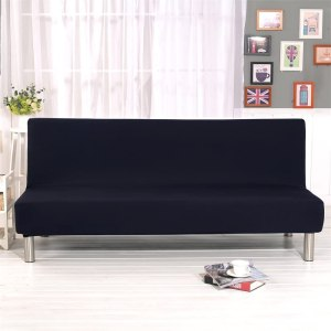 Homonic armless sofa slipcover, how to clean a couch