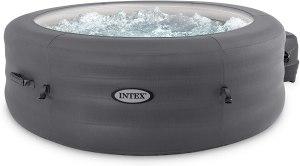 intex simple spa outdoor portable hot tub