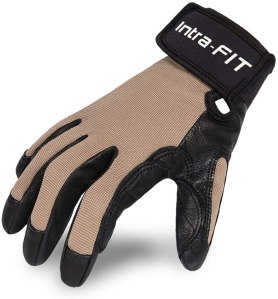 climbing gloves intra fit