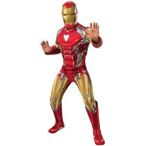 Iron man costume, Marvel Halloween costume