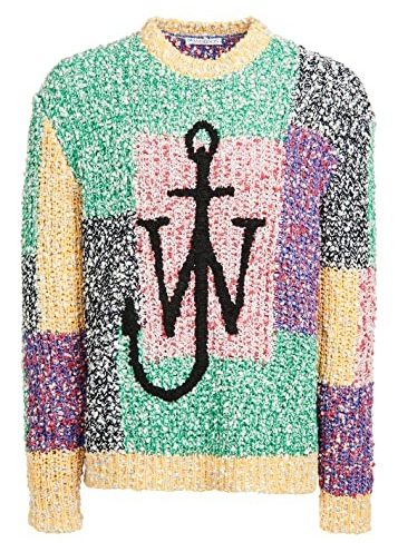 J.-W.-Anderson-Anchor-Patchwork-Crewneck-Sweater