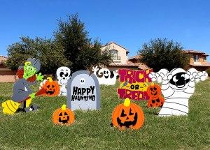 halloween yard decorations joyin, best halloween yard decorations