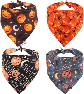 dog Halloween costumes kzhareen bandana