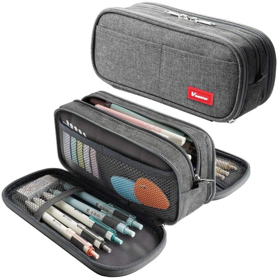 Vnieetsr Large Pencil Case