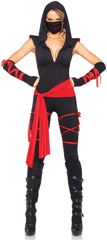 Leg Avenue Deadly Ninja Costume