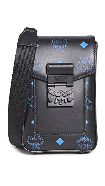 MCM-Color-Splash-Logo-Crossbody-Mini-Bag