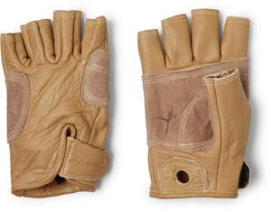 metolius half finger climbing gloves