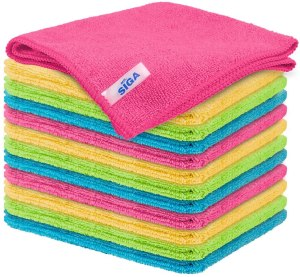 Mr. Siga towels, how to clean a couch